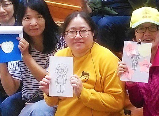 呂淑櫻老師「Q 版人物動手繪」輕鬆學習!