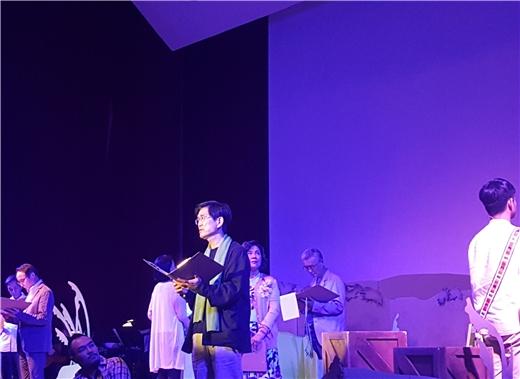 「2019趨勢文學廣播劇:種在土裡的靈魂」演出圓滿落幕