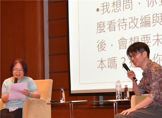 夏季閱讀:楊富閔、劉亮雅對談「解嚴後臺灣囝仔的三合院創作課」