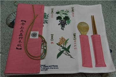金石昆蟲草木狀餐墊組